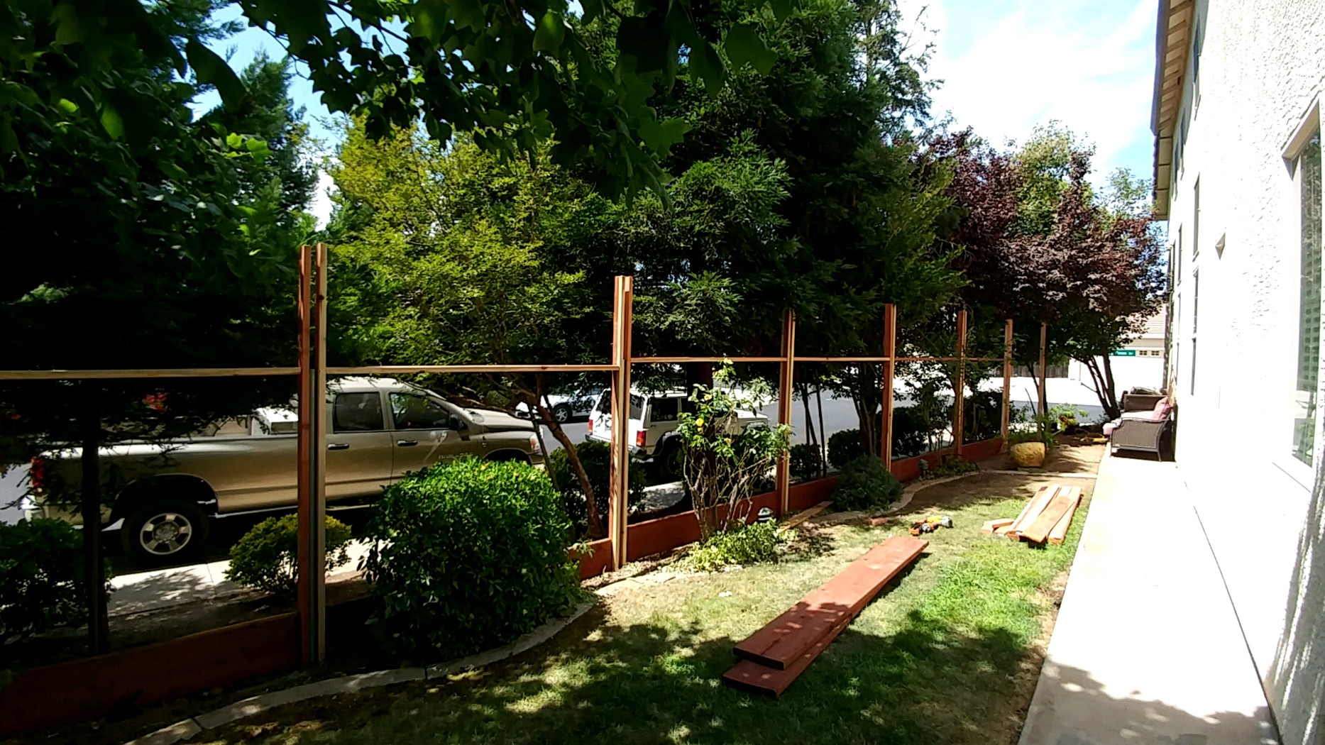 Roseville-fencing