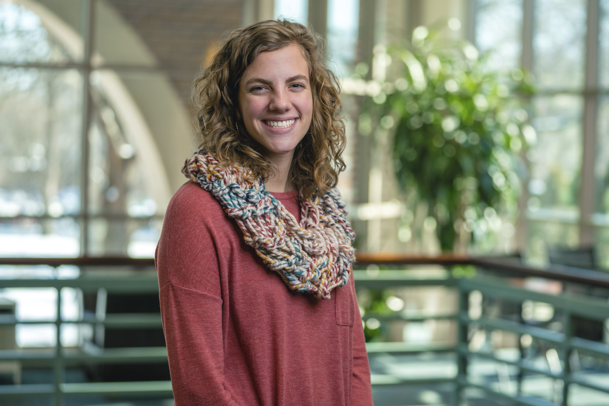 Mariah Nelesen is a student at Trinity Christian College majoring in Graphic Design and Spanish