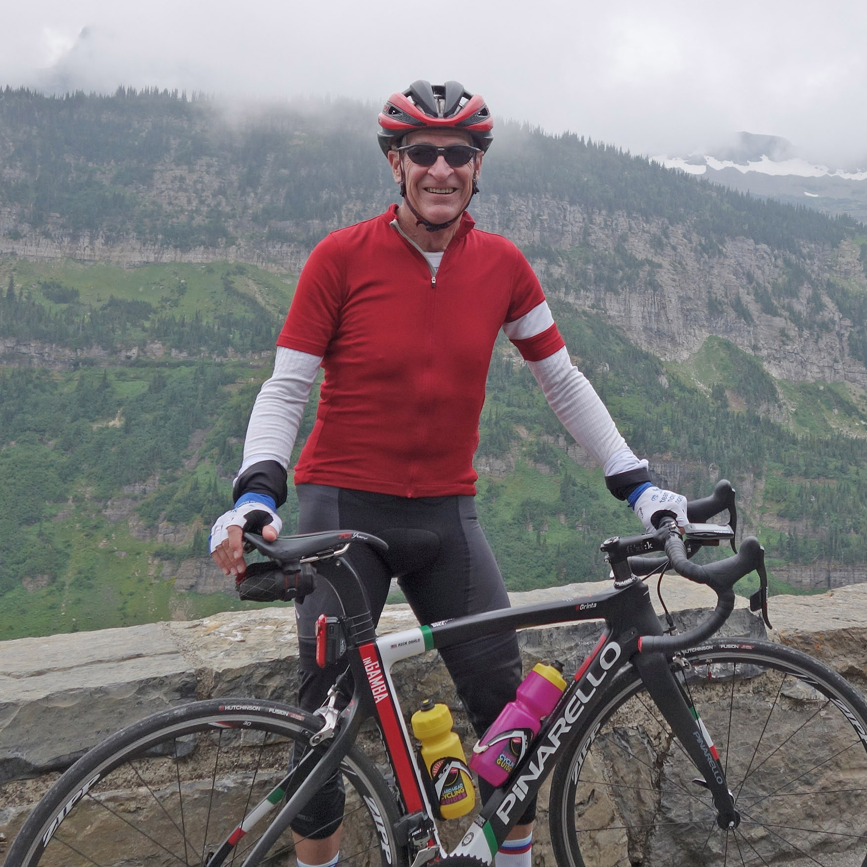 I have 2 FormMounts on my road bikes for use with both the large Garmin 1000 and Wahoo Elemnt. The mounts are rock solid over the most rugged of terrains. I love the adjustability, clean unobstrusive look, and most of all not having anything clamped to my bars. - -Rick OshloBreckenridge, Colorado