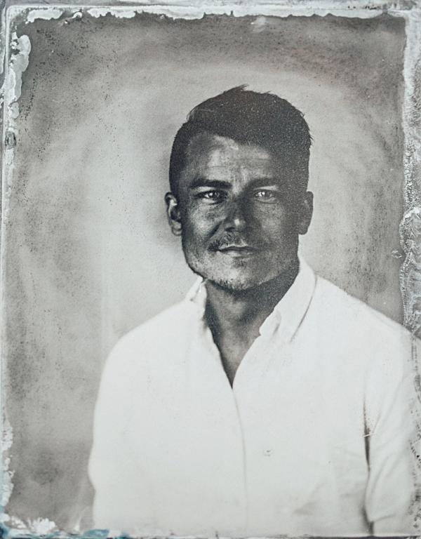 Ferrotype Portrait by Asa Gilmore