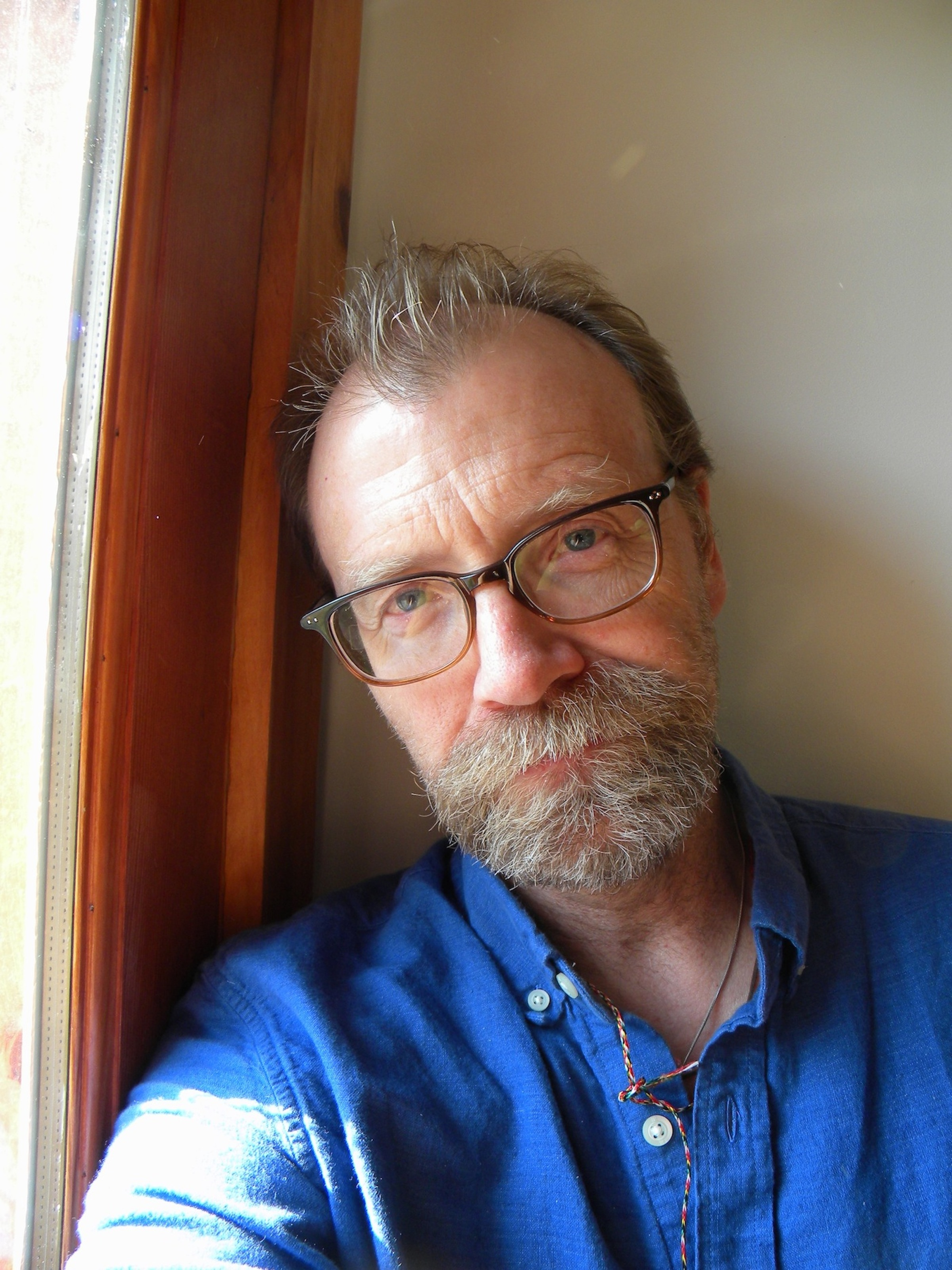 This interview was conducted with George Saunders for our first issue, published in February 2013.