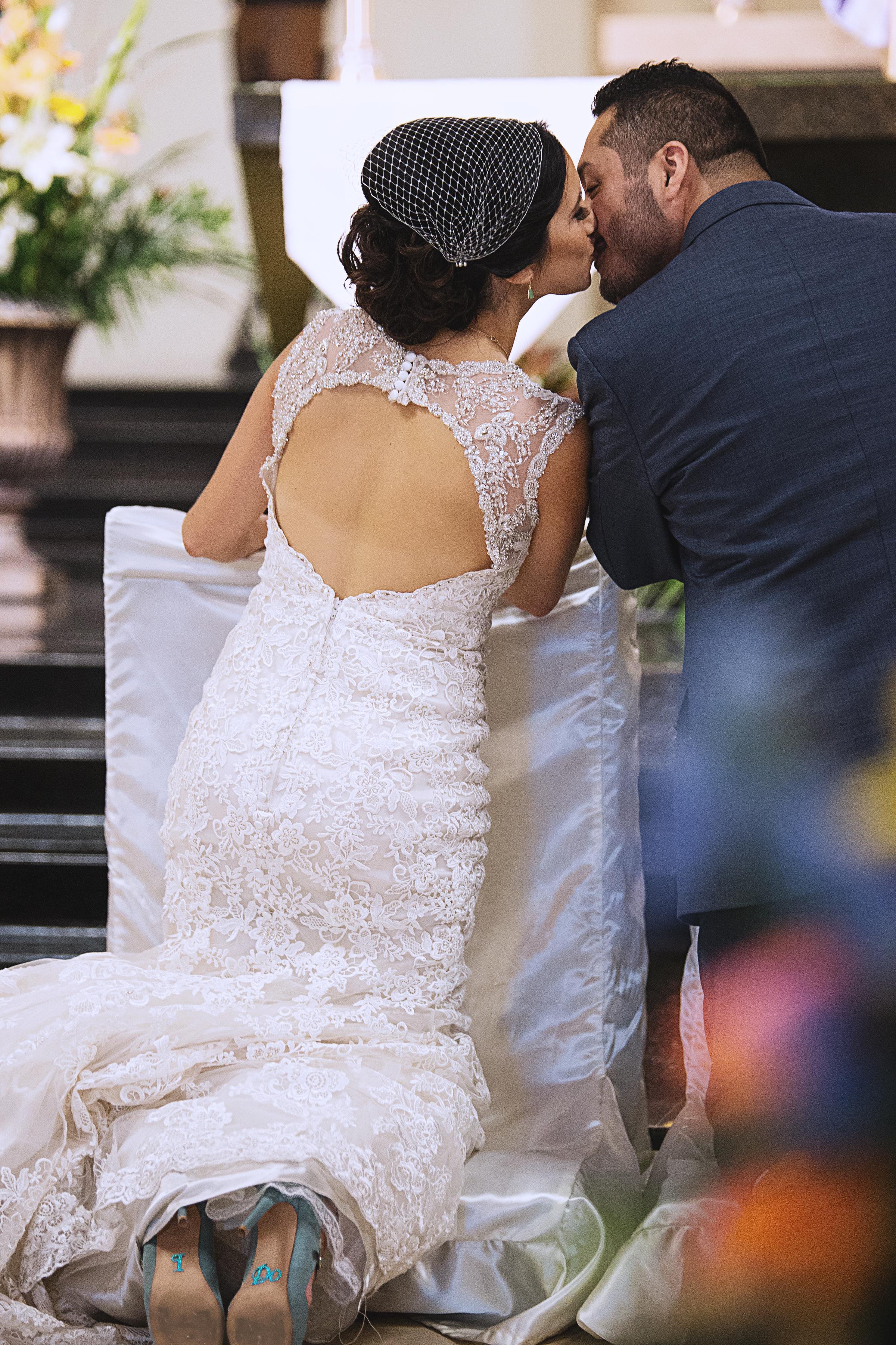 Catholic Wedding Photographer in San Diego