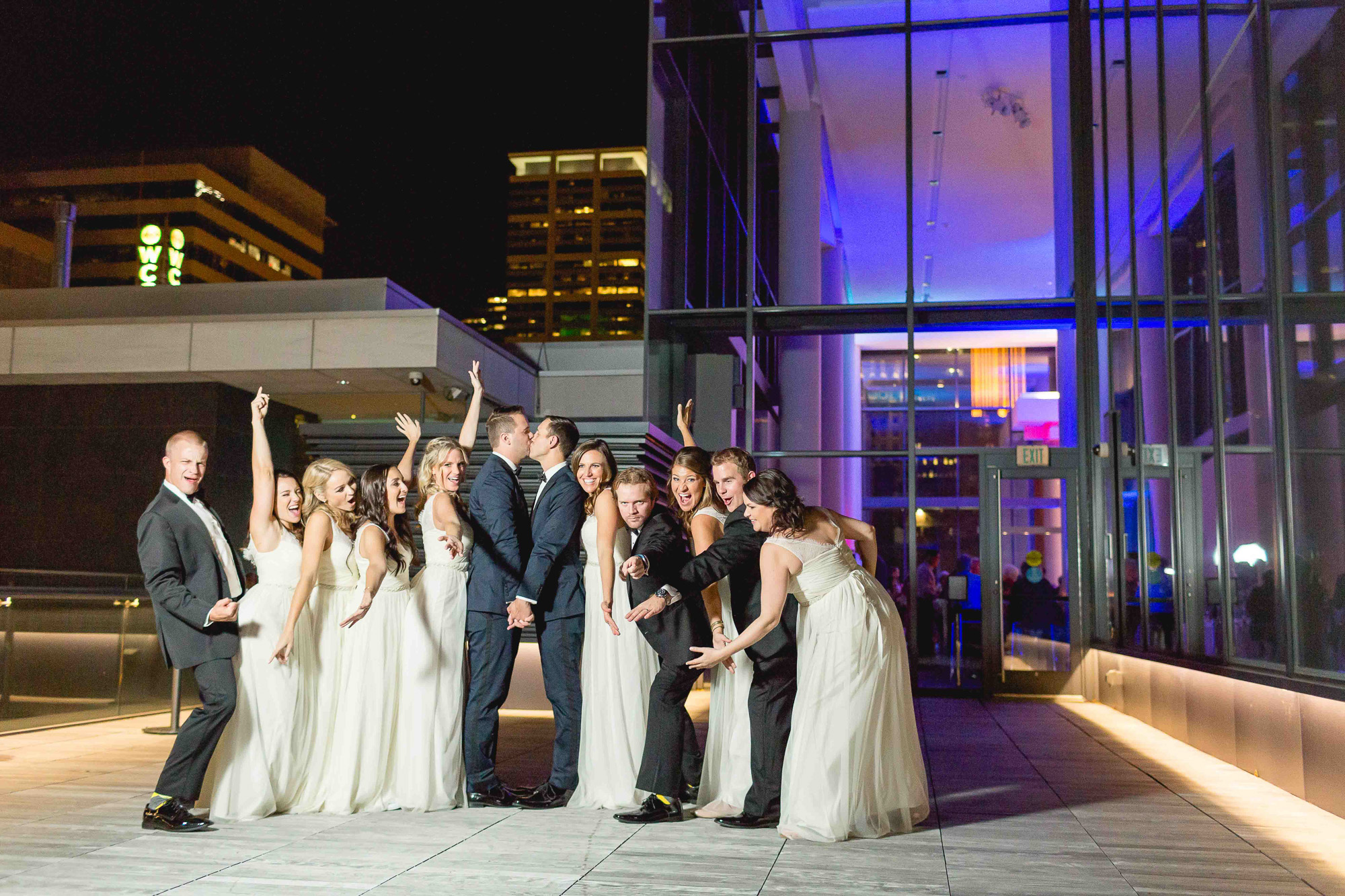 Planning Your Wedding Party - Wedding Planning Tips by San Diego Wedding Photographers