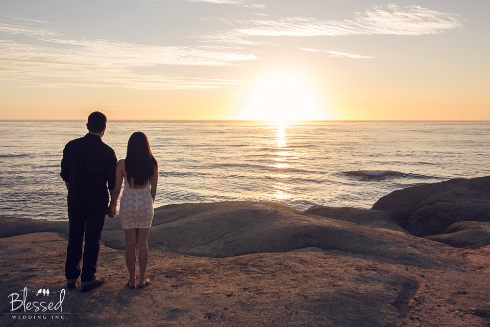 Point Loma Engagement Photography