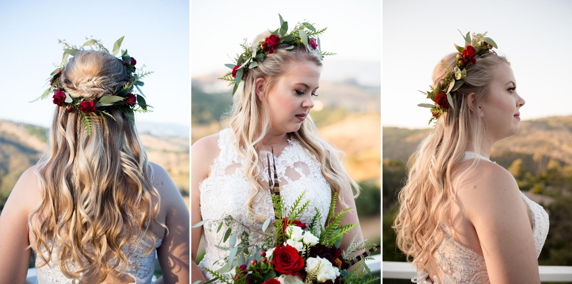 Kelly Dawn Wedding Hair and Makeup