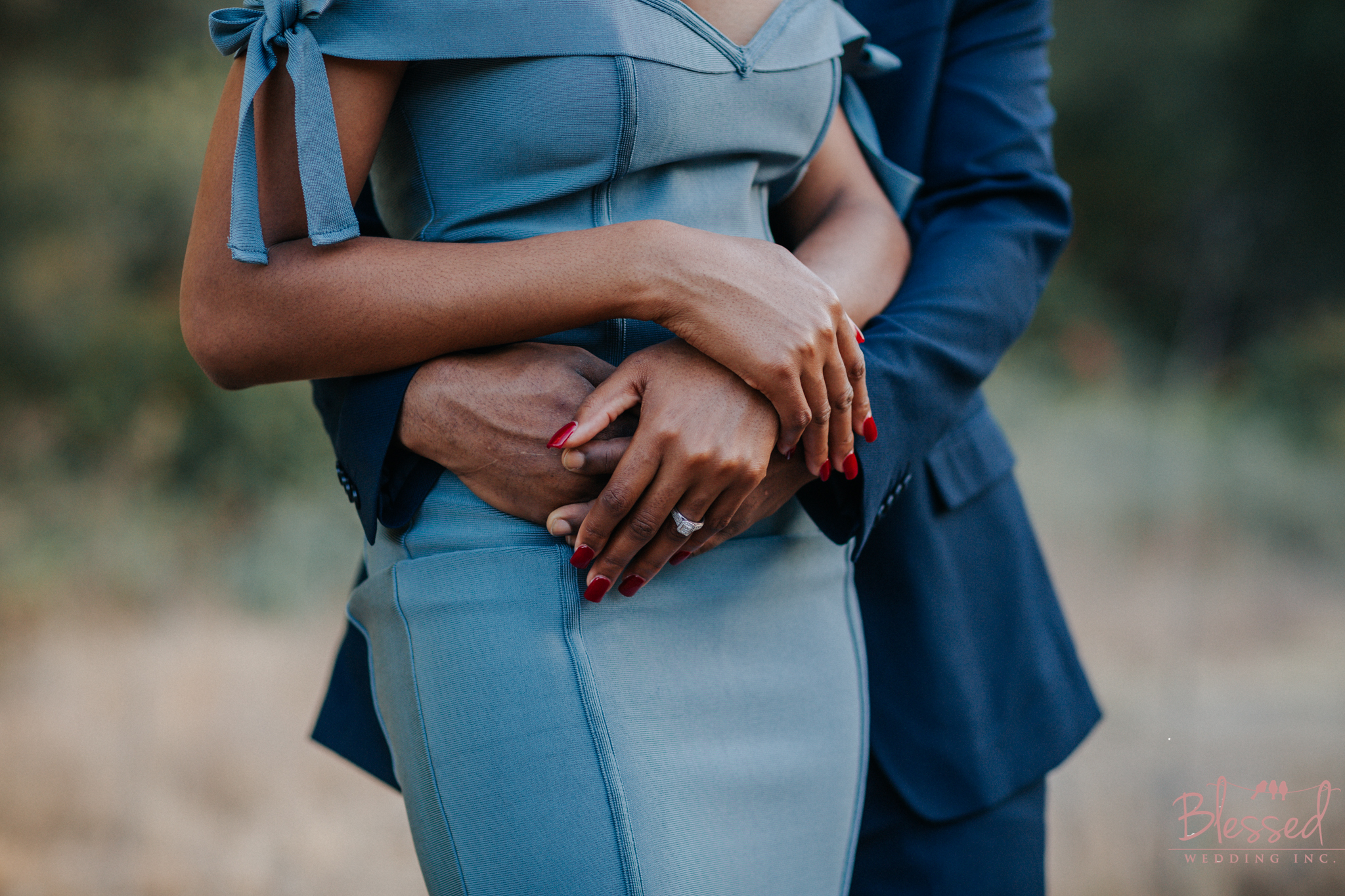 Marian Bear Park Engagement Session by Blessed Wedding Photography  (9 of 25).jpg