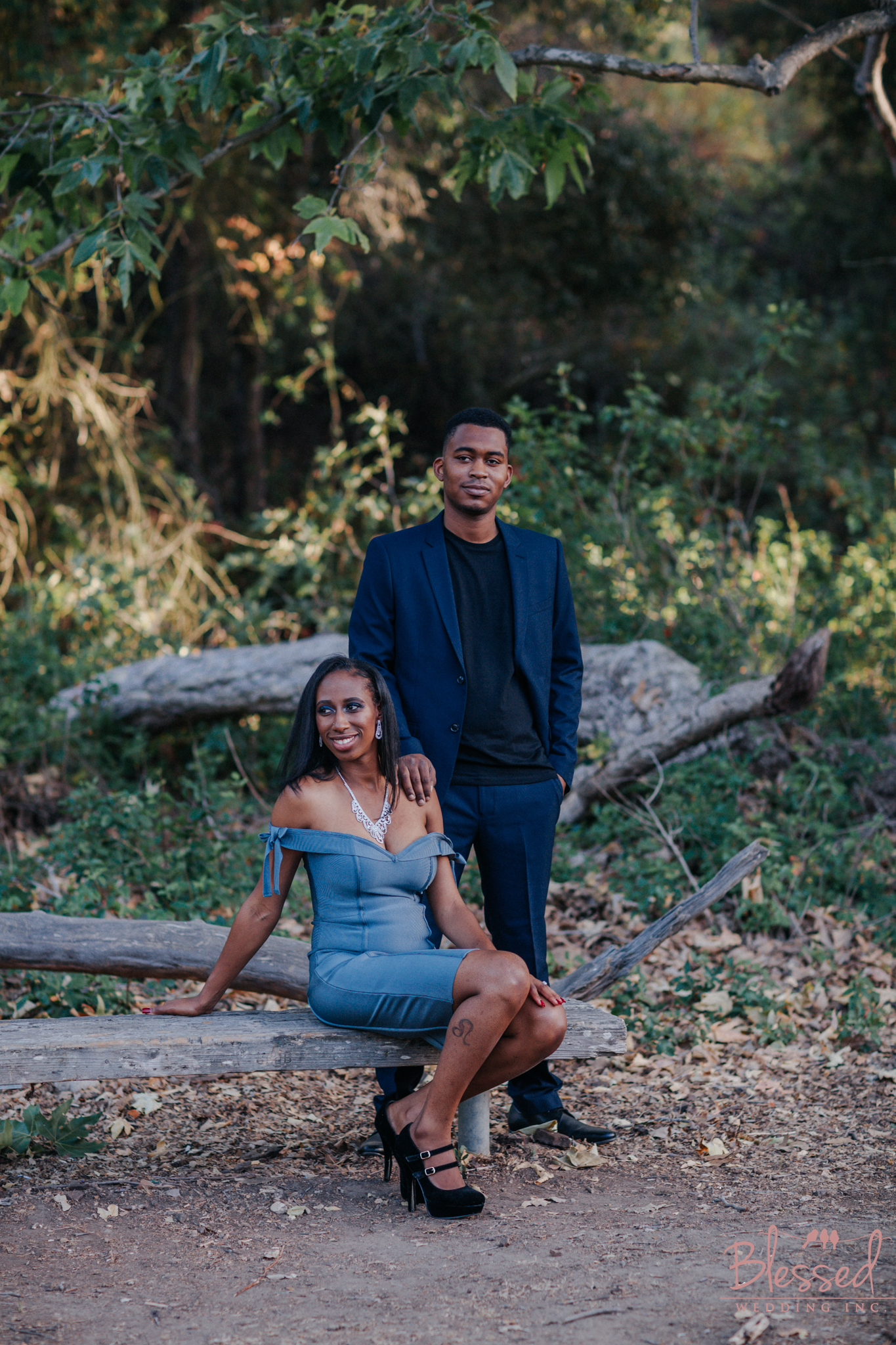 Marian Bear Park Engagement Session by Blessed Wedding Photography  (11 of 25).jpg