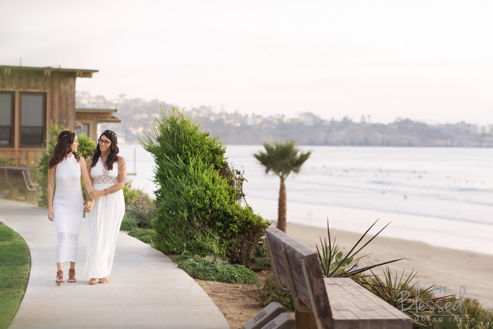 La Jolla Beach Engagement Session by San Diego Wedding Photographers Blessed Wedding-32.jpg