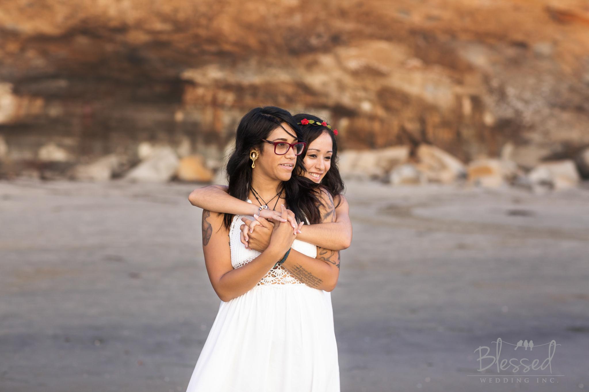 La Jolla Beach Engagement Session by San Diego Wedding Photographers Blessed Wedding-44.jpg