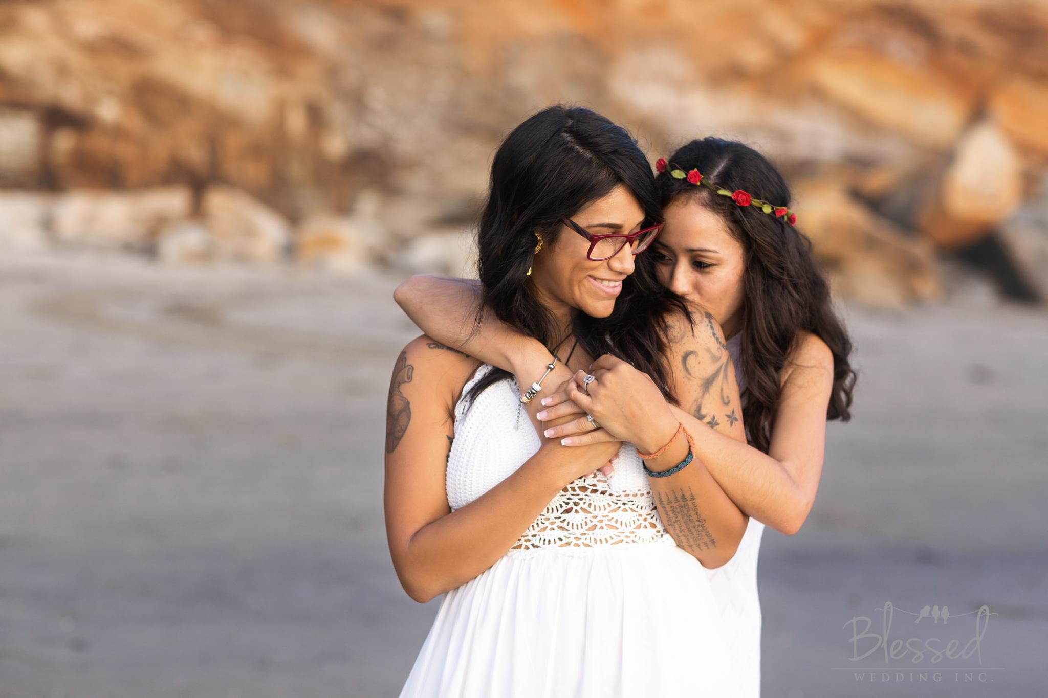 La Jolla Beach Engagement Session by San Diego Wedding Photographers Blessed Wedding-46.jpg