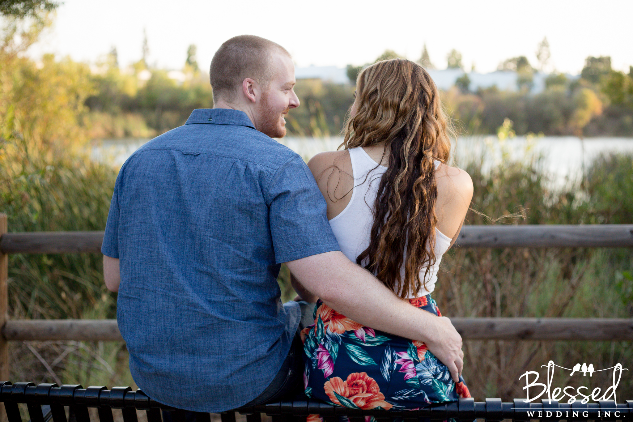 Mission Trails Engagement Photography