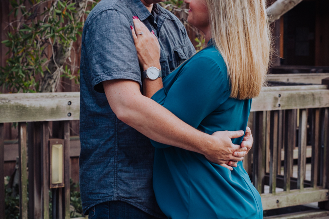 Scripps Engagement Photography