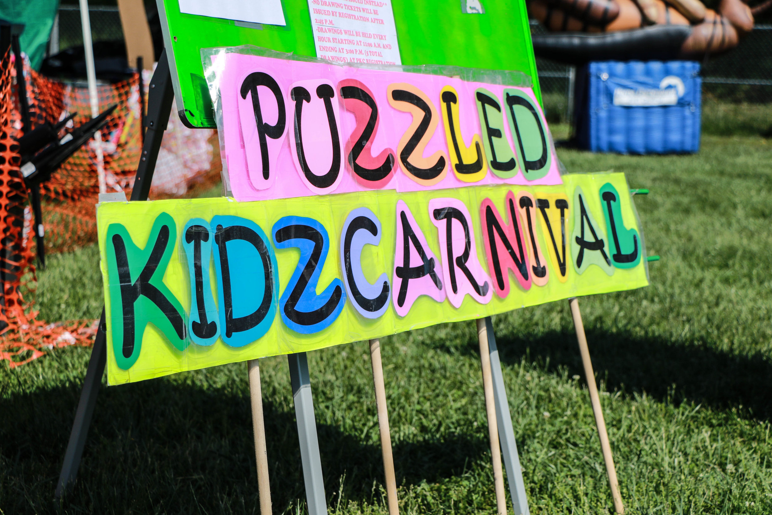 Entrance to PKC at Puzzled 2018   Photo Courtesy of Heather Nichols Pendleton (www.sweetphotographyghp.com)