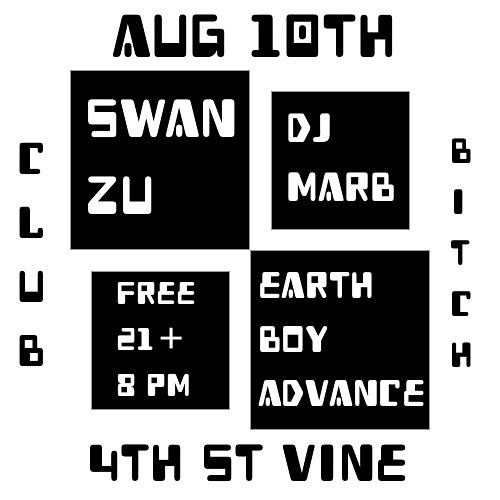 Don't miss #clubbitch this weekend! . . . #longbeachmusic #lamusic #freeshow #4thstvine #djmarb