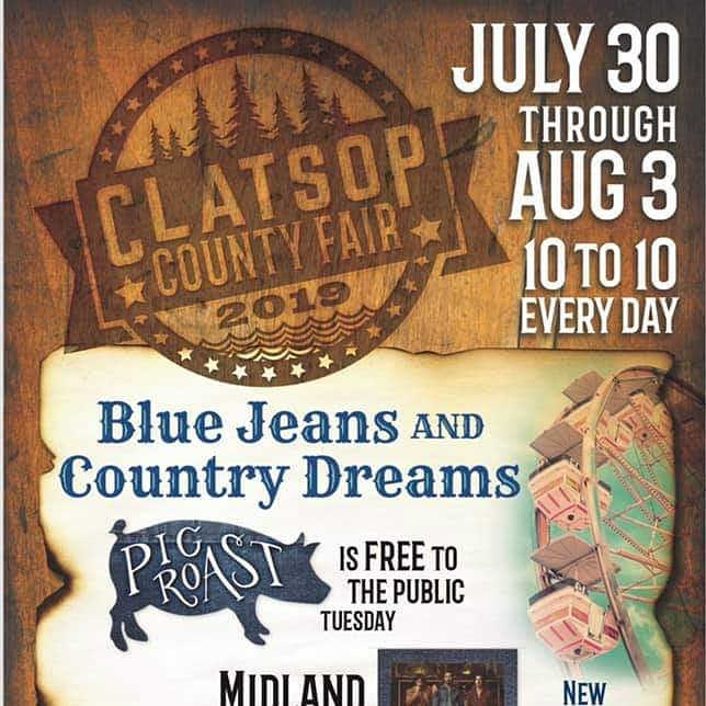We will Be Closed Sunday July 28-Monday August 5 so we can be out at the county fair!! come check us out there. its always a blast!!!