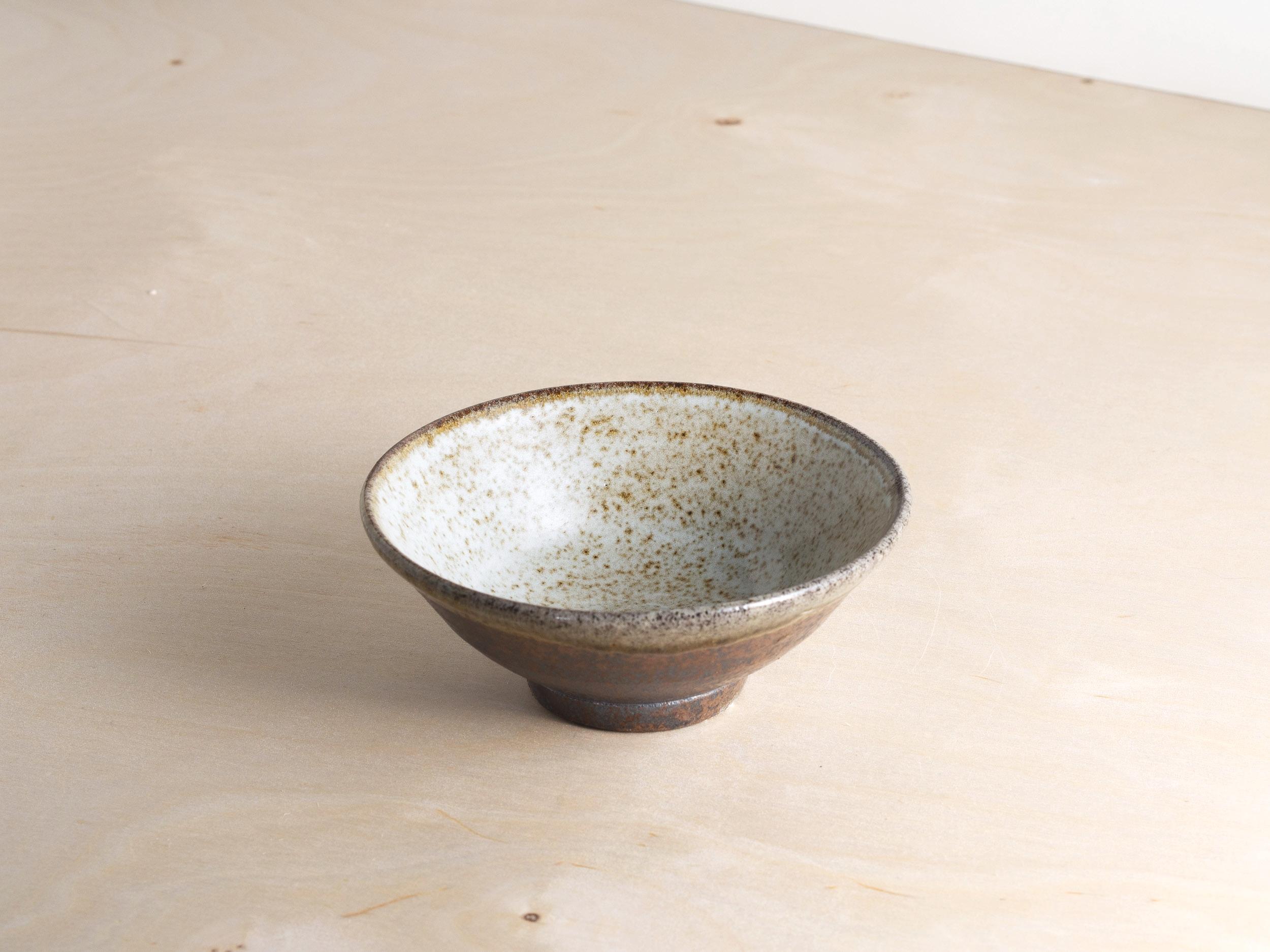Soda-fired rice bowl