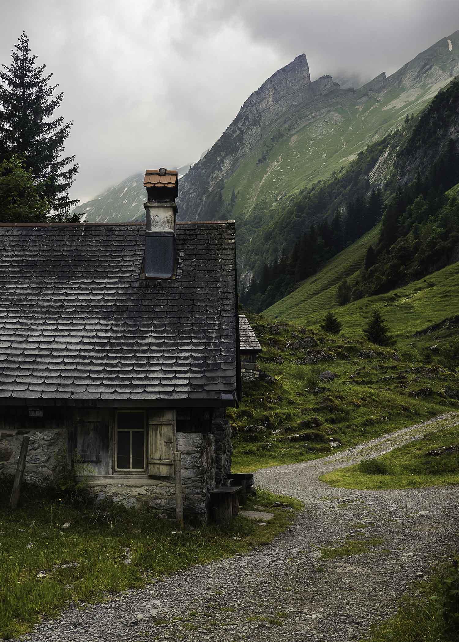 seealpsee Switzerland road alps