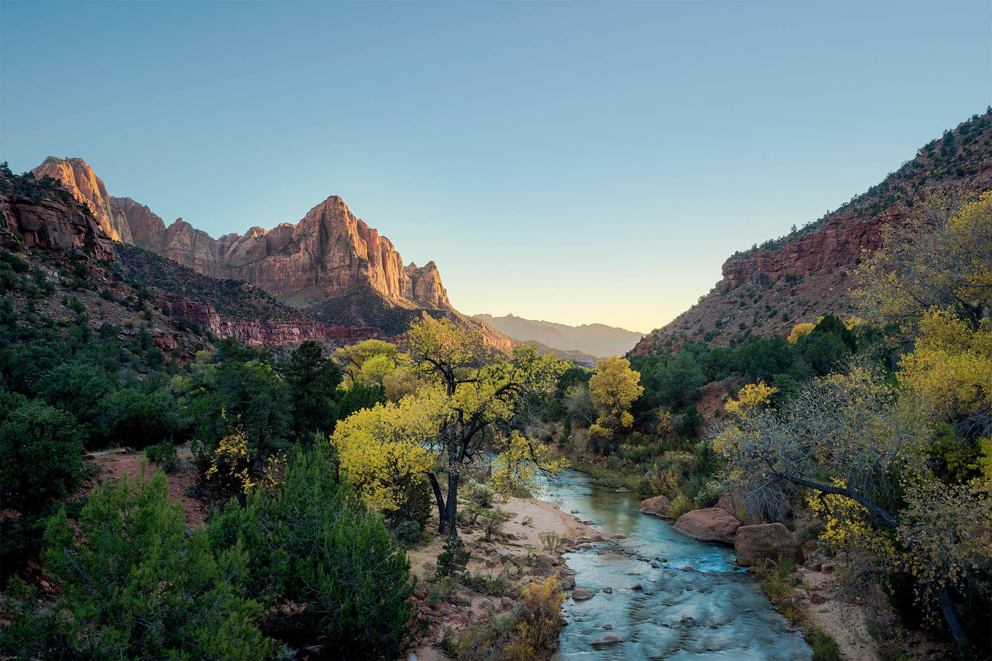 Western USA -