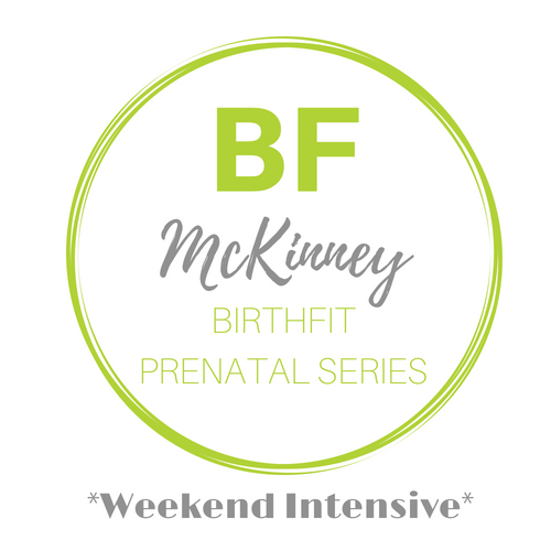 Weekend Intensive BIRTHFIT Prenatal Series - $299.00In a two-day fun, intense, and intentionally short weekend course, you and your birth partner will become educated and prepared for birth and the postpartum period.You will encounter the four pillars of BIRTHFIT, which are fitness, nutrition, chiropractic, and mindset.You will experience functional mobility, natural movement, and breath work.You will discover your own birth desires and design your personal Queen in Training postpartum plan.This is a comprehensive childbirth education class for Mom and her birth partner.