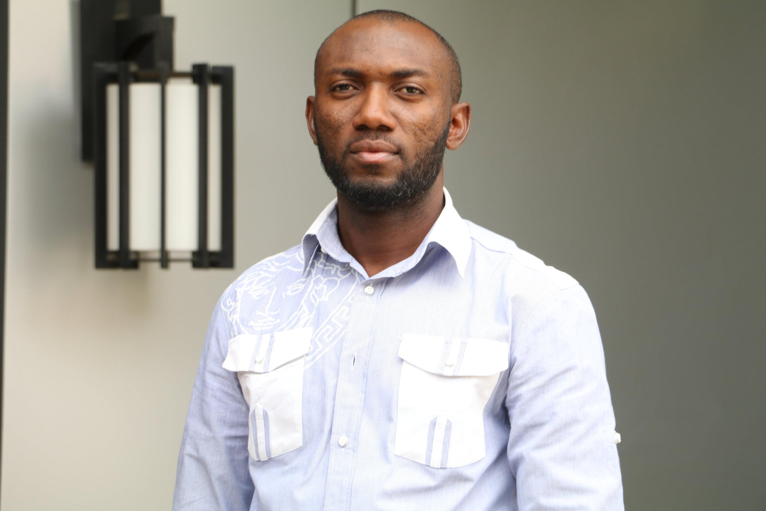 Okee Friday Enemona  Position: Finance/Admin Assistant