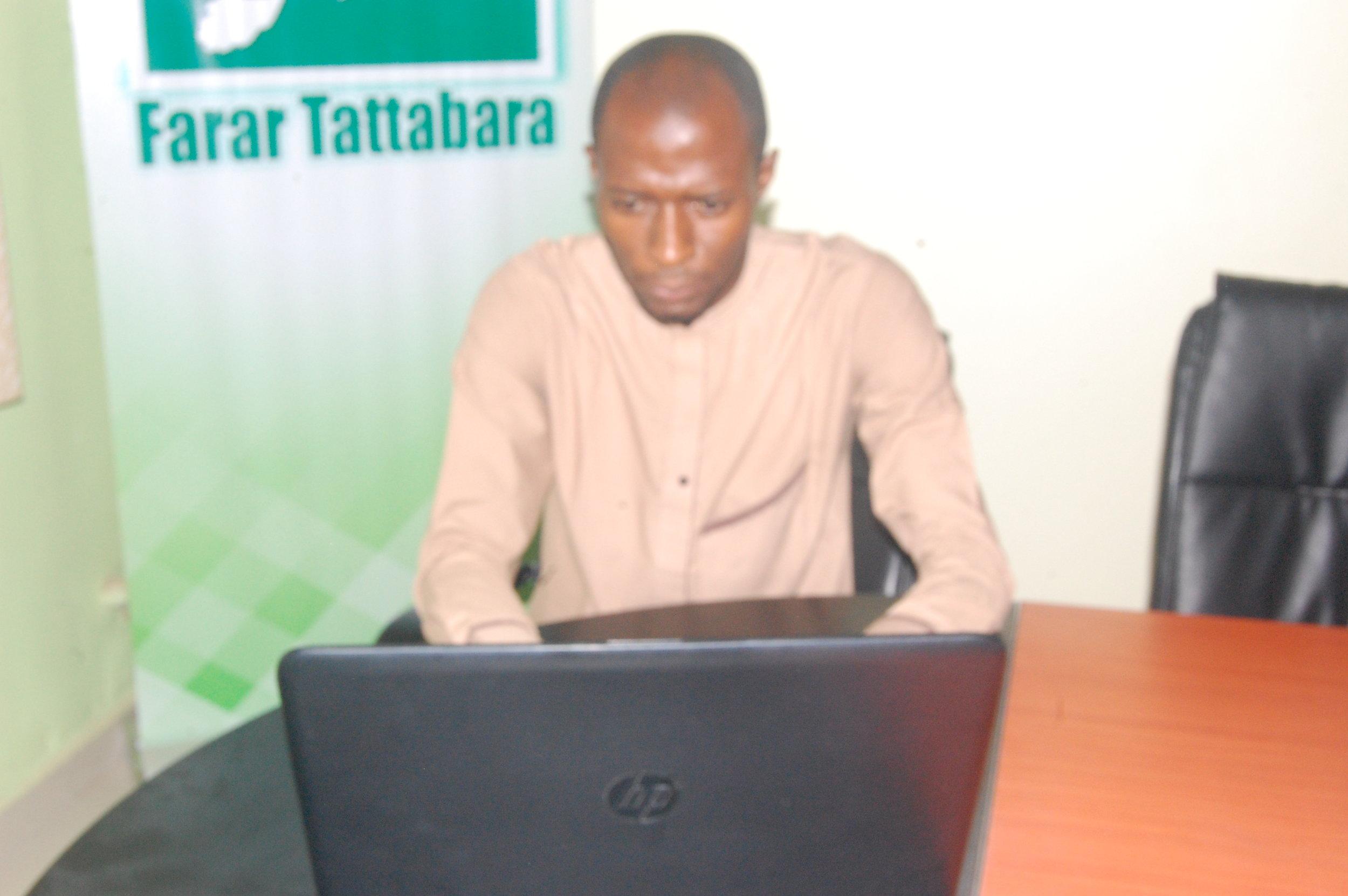Jameel Ahmad Zubair  Position: Social Media Associate