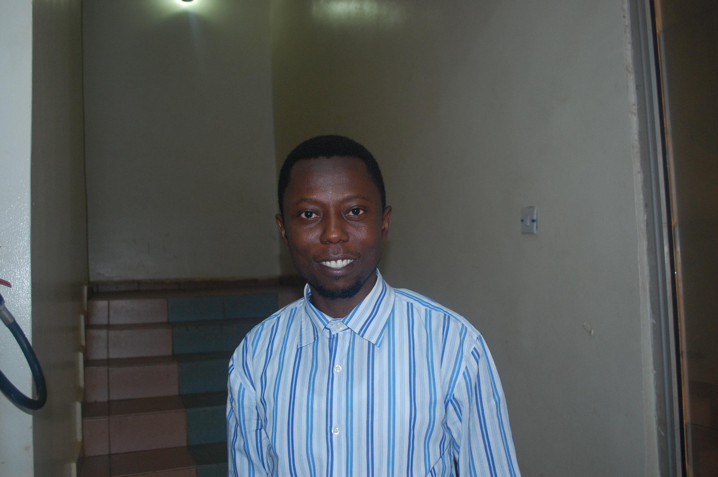 Benjamin Abadaki  Program Officer