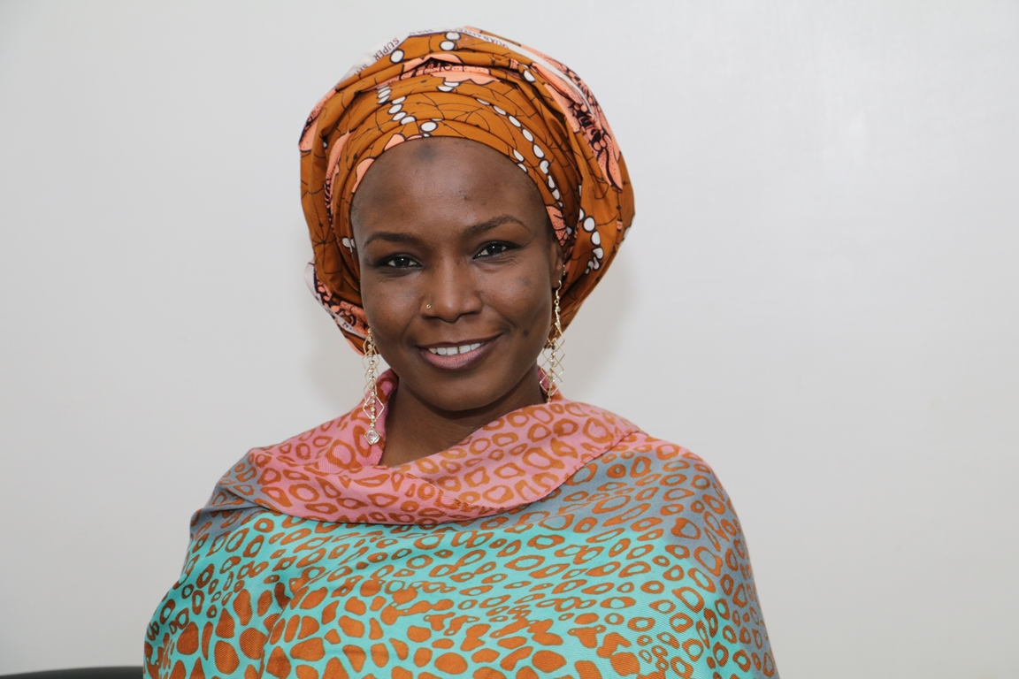 Halima Abba Ibrahim  Technical Officer/Producer