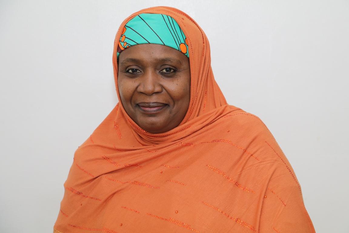 Maryam Muhammad  Head of Office