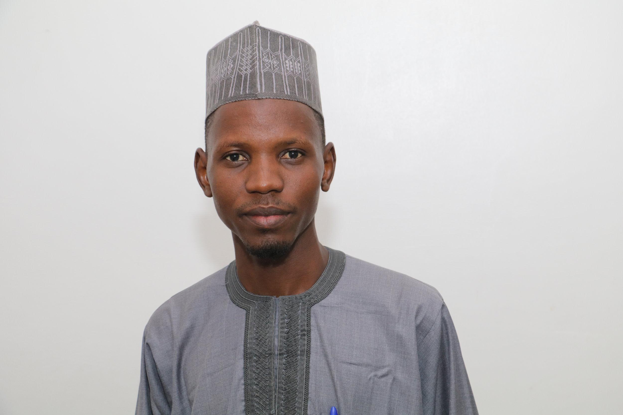 Muhammad Adam Tudun-Murtala  Technical Officer/Producer