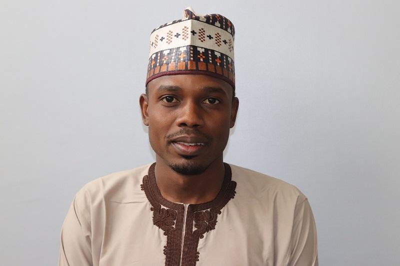 Mansur Umar Kurugu  Radio Producer