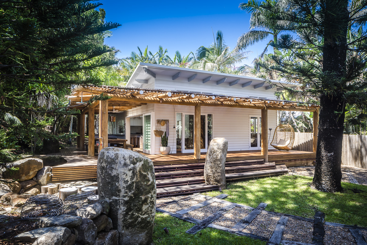 Eternity beach house - byron bay