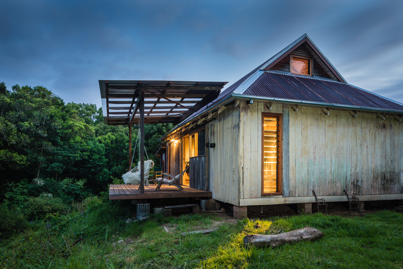 timber barn - mullumbimby