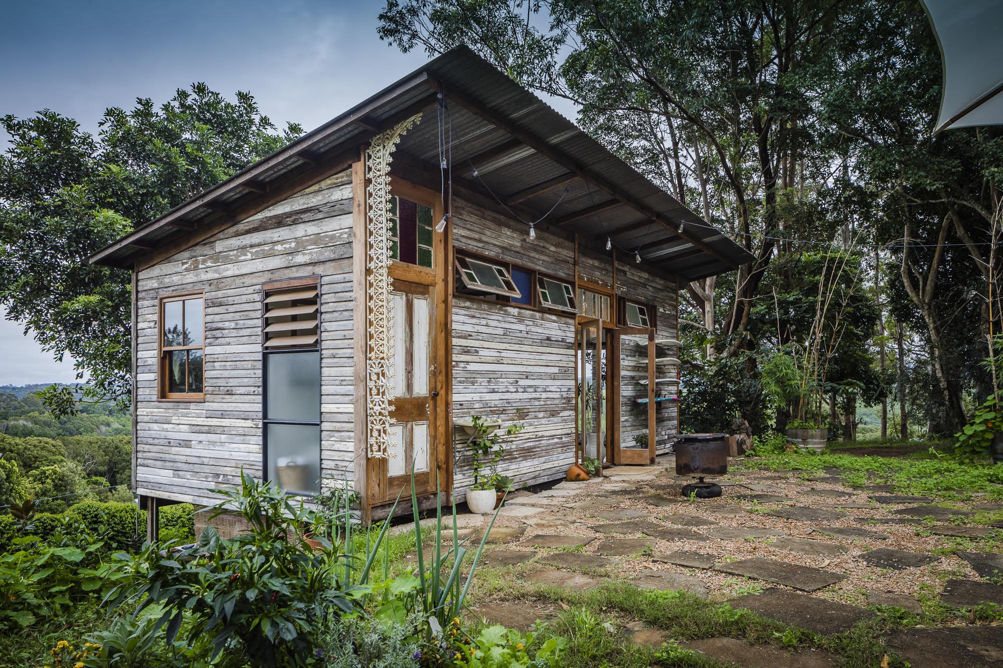 love shack - Byron Hinterland