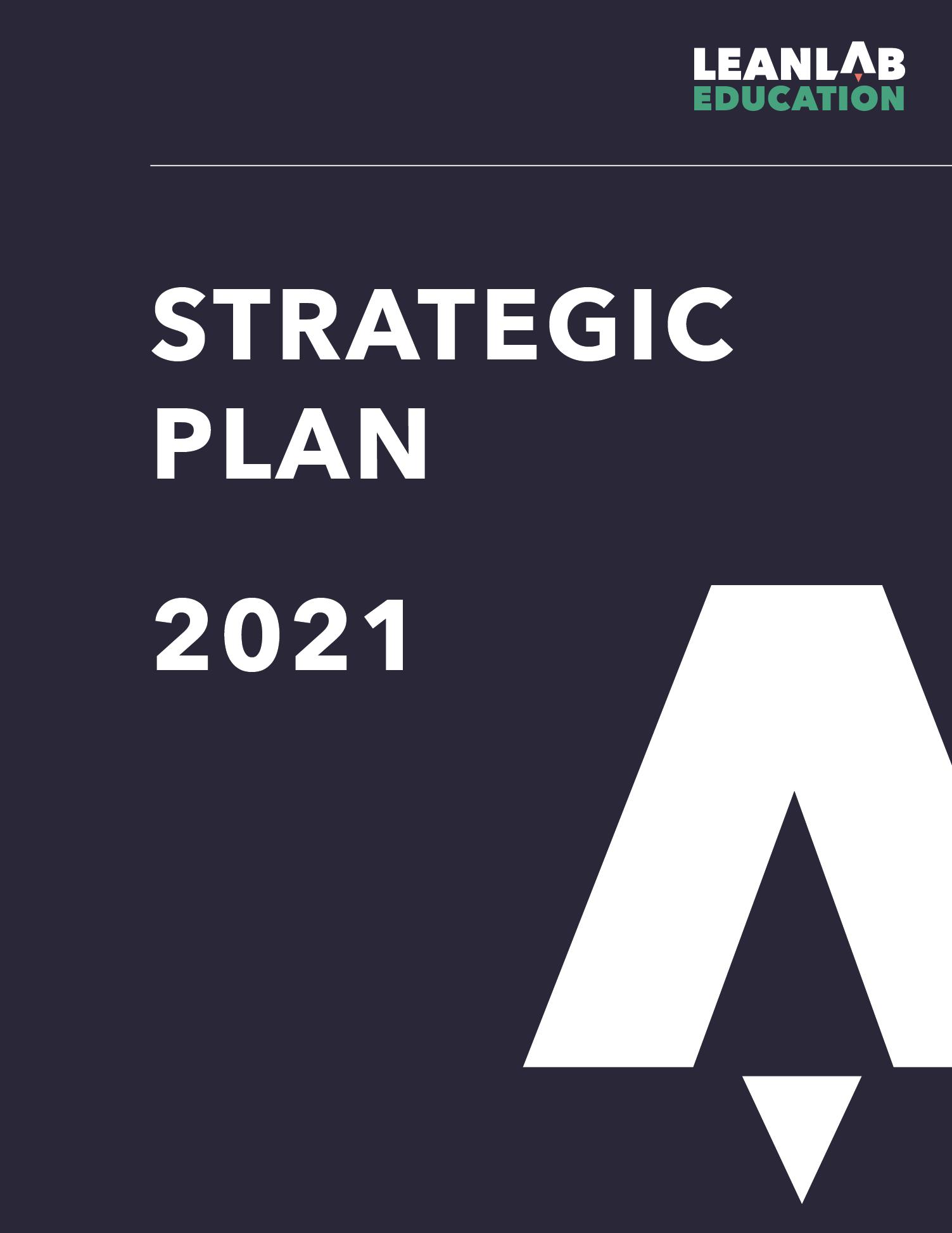 LEANLAB Strategic Plan