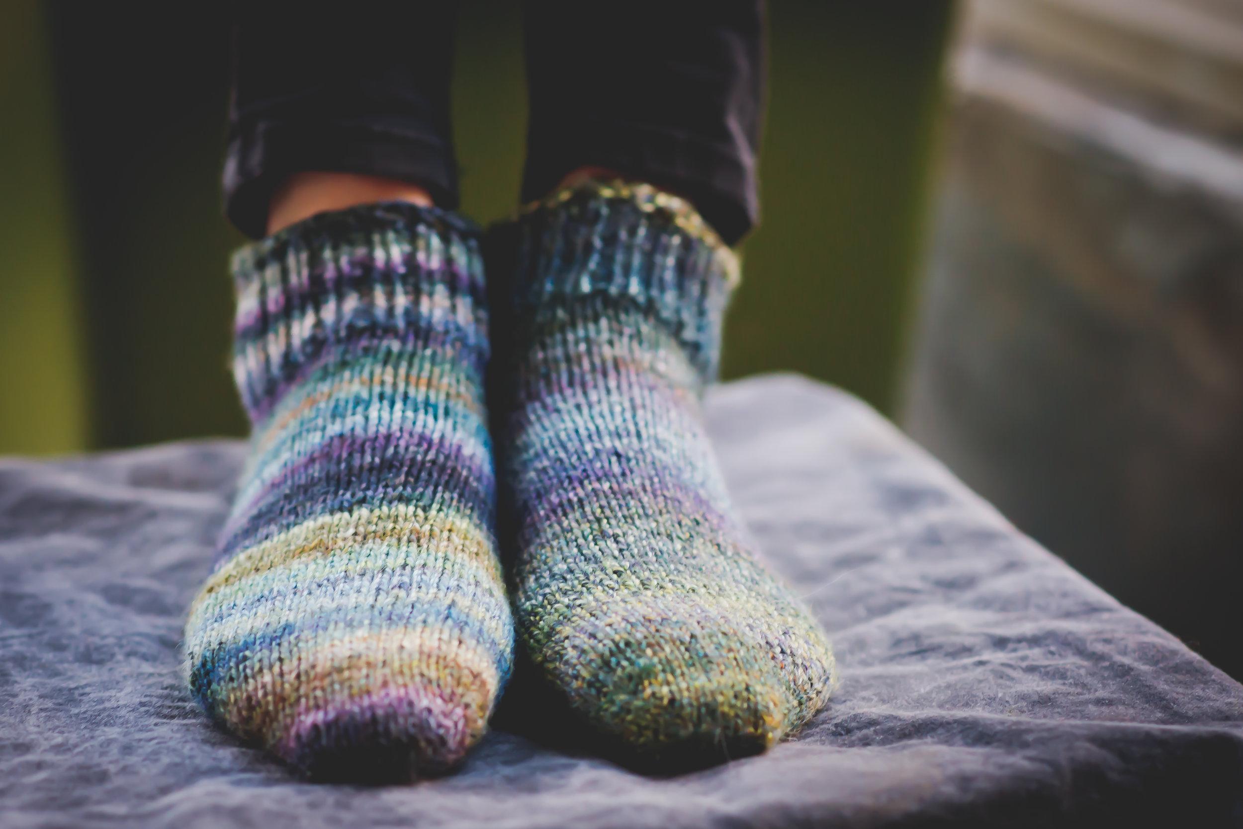 Handspun socks.jpg