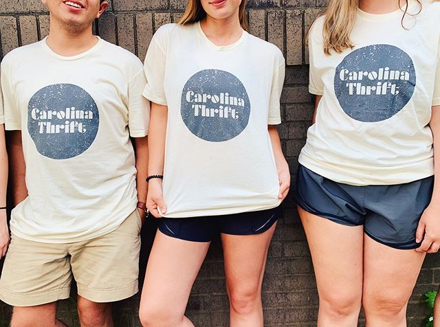 The Carolina Thrift team is super excited to show everyone the amazing items we've collected over the past few months 🥳 🙌🏻 What items are you looking forward to seeing at our sale on August 17? 🧐