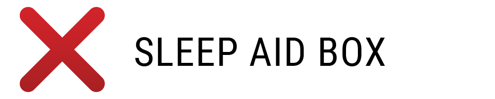 Sleep Aid Box Light logo