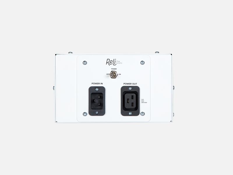 ReLi Box Light Backside