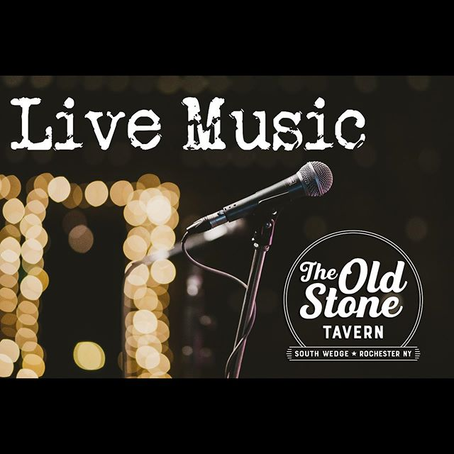 Live music tonight at The Old Stone Tavern with Alan Murphy and Abby Celso (Abby was seen on The Voice!) Music starts at 9PM!
