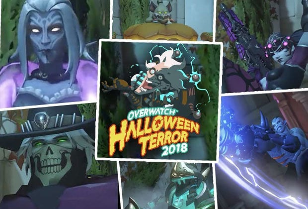 Who is ready for the Halloween Event?! Tune in tonight at 8pm on twitch when @bridgetownbs will be headed into the mysterious new map! @playoverwatch @wdc_gaming
