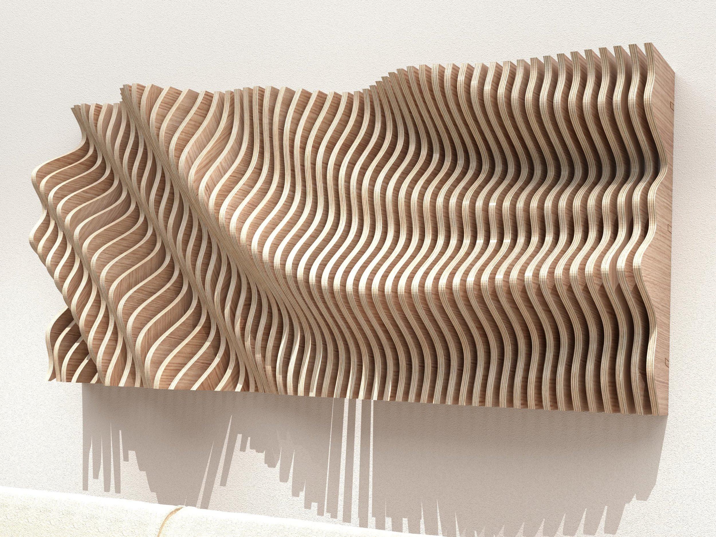 phoenix 3 – parametric cnc router postmodern organic geometric plywood wall fixture panno terraform design.jpg