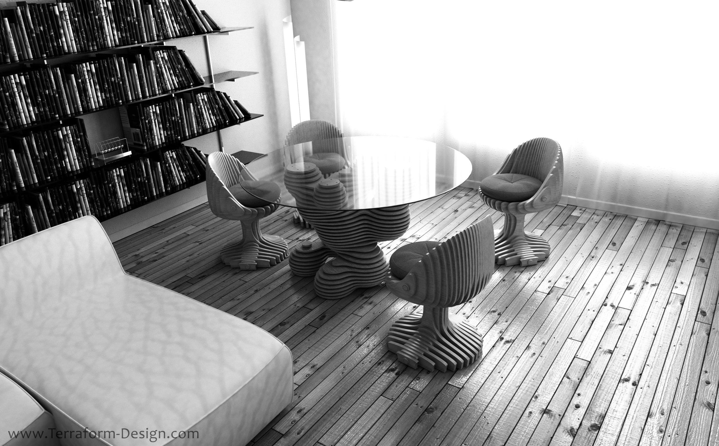 orbitalis classic 3 w – sectioned parametric furniture cnc router postmodern organic geometric plywood table terraform design.jpg