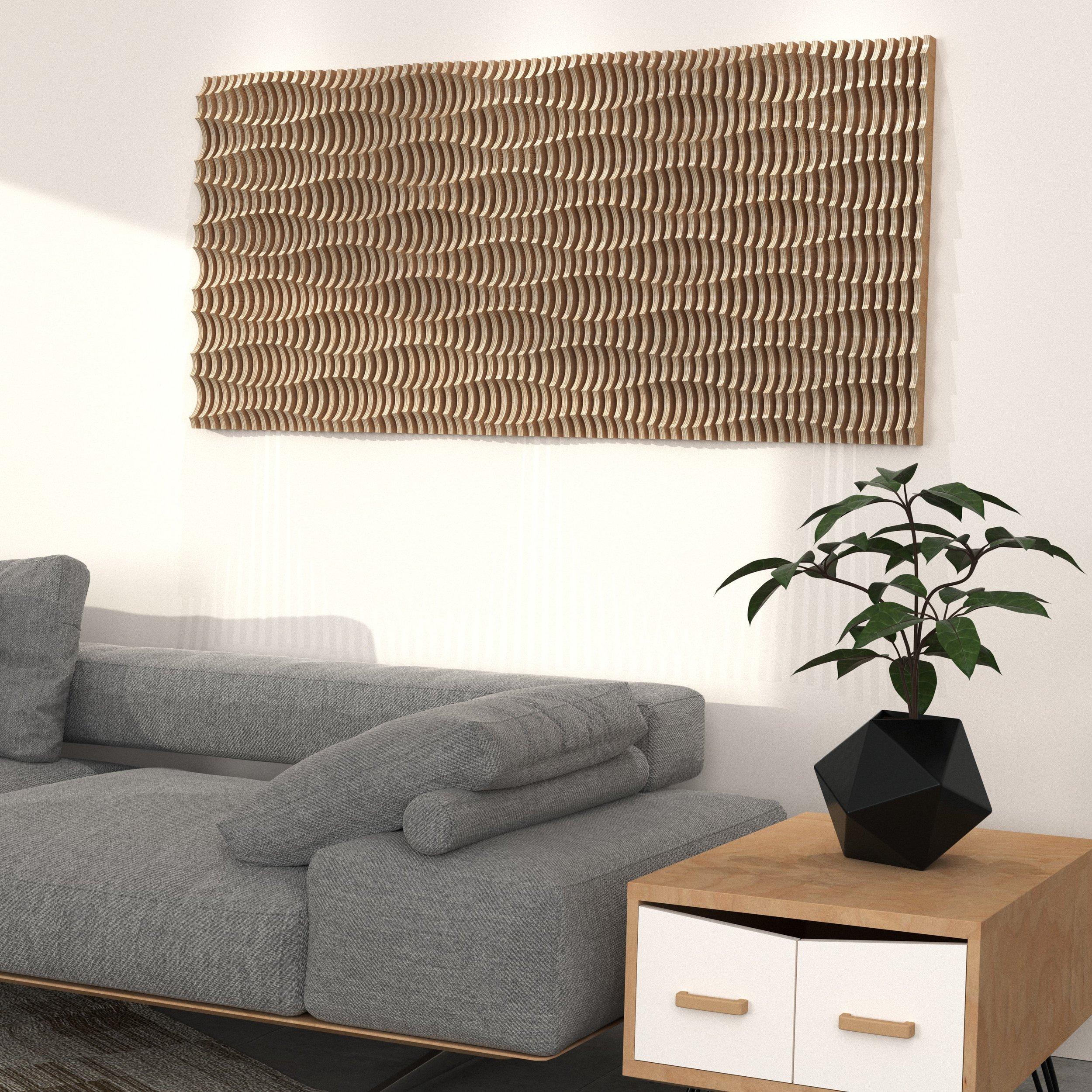 Acoustic Mark I Wall Panel