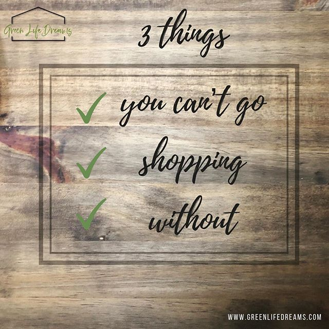 3 Things You Can't Go Shopping Without  One of the easiest places to reduce our plastic use is right at the store! Read this before your next grocery trip to make sure you're ready. 👆🏻Link in profile.  #greenlifestyle #lifewithoutplastic #noexcuseforsingleuse #lessismore #groceryshopping #reuseablebag #plastichasnoplacehere #plasticfreechicago #bemindful #plastickills #lesswaste #saveouroceans #environmentalist #change