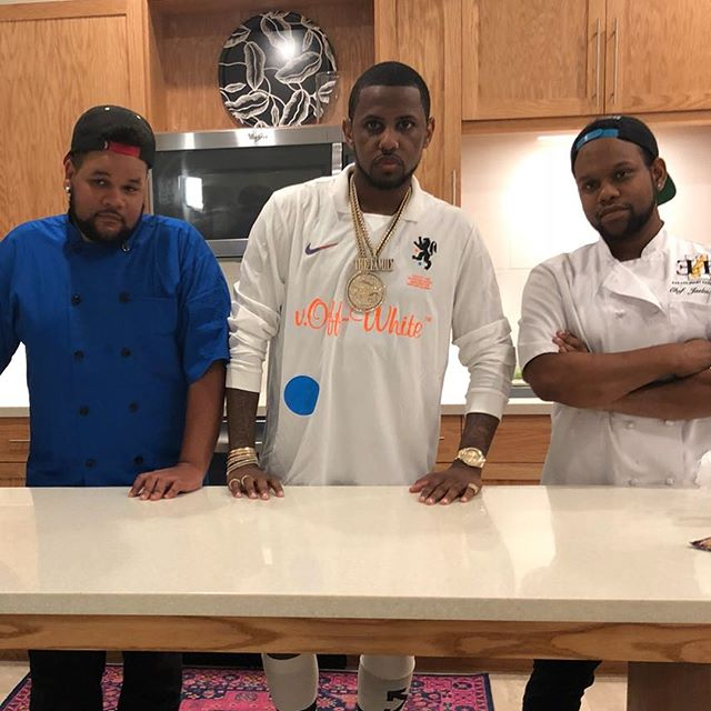 Over the past weekend @bermyeats, was fortunate enough to be able to show @myfabolouslife some bermudian flavors. We hope you enjoyed your taste of Bermuda! If you would like to learn more about our services visit www.bermyeats.com . . . #chefs #fabolous #bermudatriangle #goodfood #goodpeople #bermyeats #chefjae