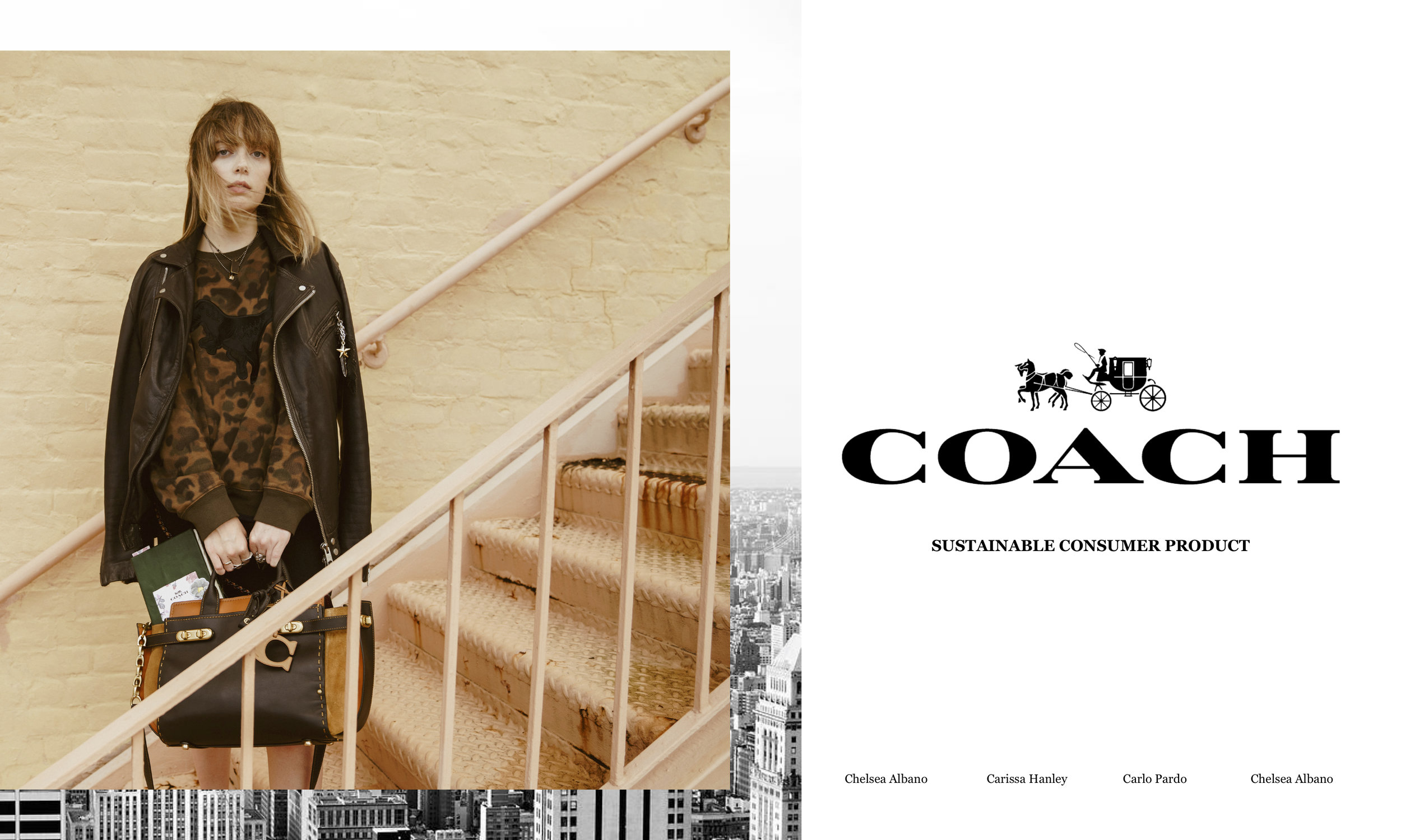 COACH: SUSTAINABLE PRODUCT