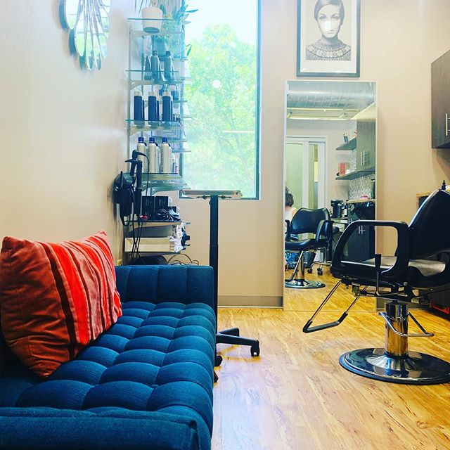 New location preview!  It's pretty darn cute! REMINDERS! *All appointments AFTER 8/19 are at the Edina location. *New address: SALON CONCEPTS 3939 West 69th Street Suite 21 Edina, MN 55435  Text me with ANY questions!