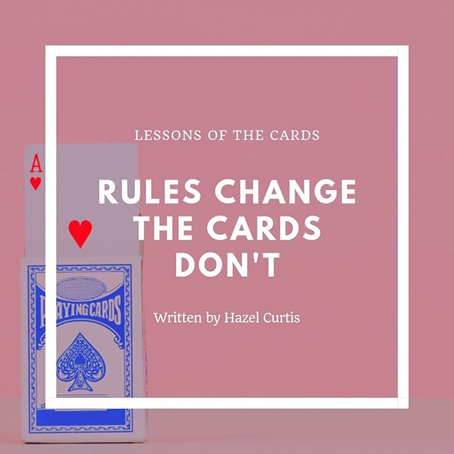 A deck of cards can bring perspective to the situations we face with new change patterns that appear ready to crush us. First, let's look at how card games are played, and then we'll see how card games directly relate to healthcare. In a standard deck of cards, there is a great deal of consistency and sameness.  NEW BLOG POST UP, LINK IN BIO . . . . . . . . . #inspiredbyhazel #inspired #mastermind #blogger #freecourse #author #nursing #empowerwomen #lessonsofthecards #selfhelp #education #publicspeaker #bookclub #summerreading #careeradvice #careerbuilding #passionpurposepower #inspringquotes #inspiration #selfstart #healthcare #nursing #inspirationalspeaker