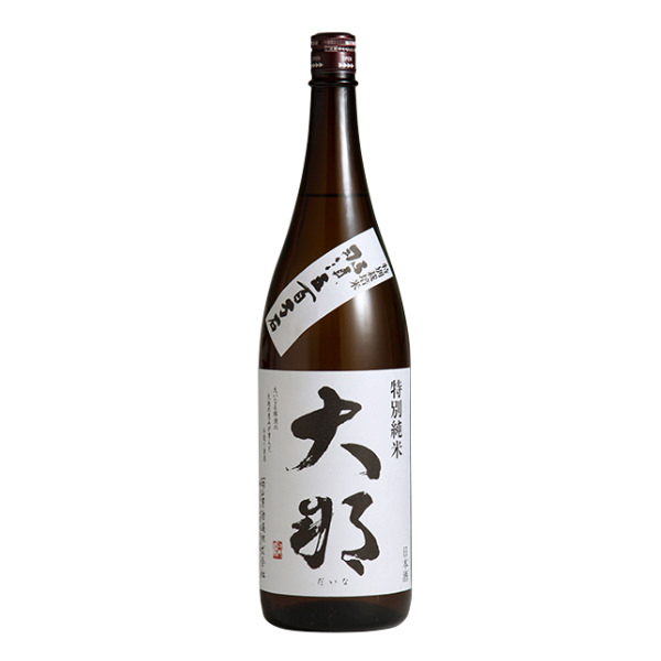 """KIKU NO SATO """"DAINA"""" Special Junmai 720ml / 1800ml"""