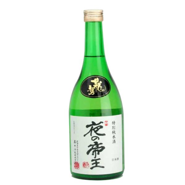 "FUJII ""YORU NO TEIOU""  Special Junmai 720ml / 1800ml"